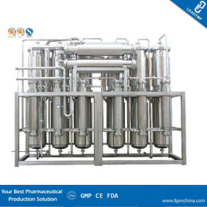 PT Water for Injection Equipment/Water Distiller pictures & photos