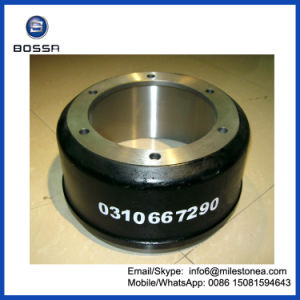 Trailer Spare Parts Brake Drum for BPW pictures & photos