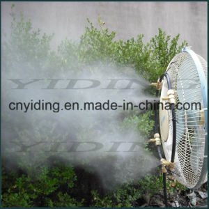 0.3L/Min Wall Mounted Misting Cooling Systems (YDM-2801E) pictures & photos