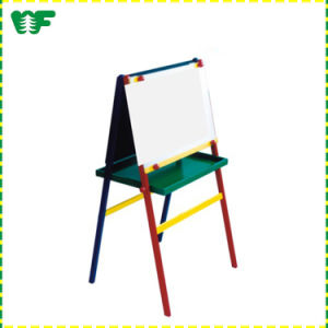 New Kids Educational Toys Wooden Easel for Artist pictures & photos