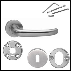 Jiangme Factory Hot Sales Internal Door Handles pictures & photos