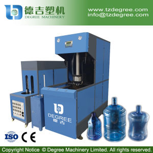 Ce Proved Low Price Pet Plastic Bottle Moulding Machine for 18L pictures & photos