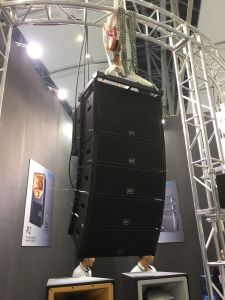 Dual 6.5 Inch 15 Inch Woofer Professional Line Array System Speaker (EV206-115S - TACT) pictures & photos