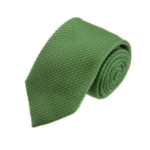 Men′s Fashion Colour Woven Silk Necktie with Polyester pictures & photos