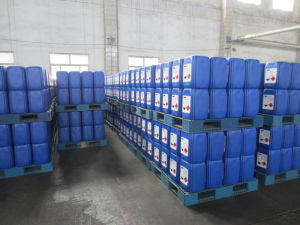 99.8% Acetic Acid Glacial for Textile Dyeing Rubber Industry pictures & photos
