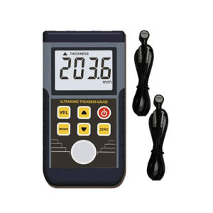 Ultrasonic Thickness Gauge Big LCD Scree for Painting Tester pictures & photos