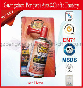 Aerosol Noise Maker Air Horn for Sports and Parties pictures & photos