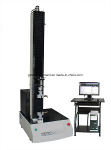 Servo Control Desktop Tensile Testing Machine for Leather Testing pictures & photos