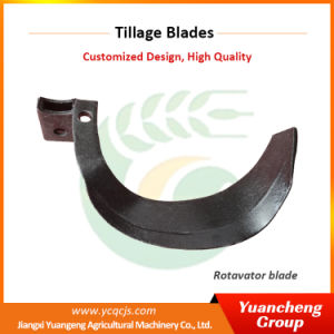 Agriculture Rotary Blade Power Tiller Blade Cultivator Blade Tiller Strong Tiller Blade pictures & photos