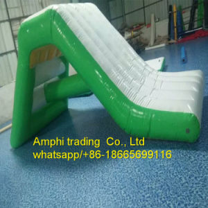 The Shark PVC Material Water Slide, Inflatable Water Park Toys