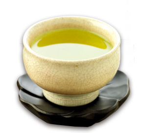 Organic Misty Green Tea Leaf pictures & photos