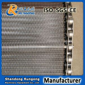 Annealing Furnace Wire Mesh Conveyor Belt pictures & photos