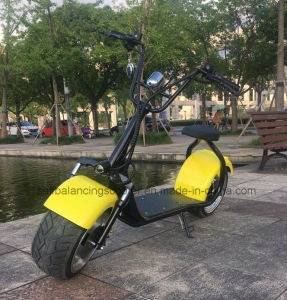 Electric Scooter Balance Citycoco Harley Cool Big Two Wheels Scooter