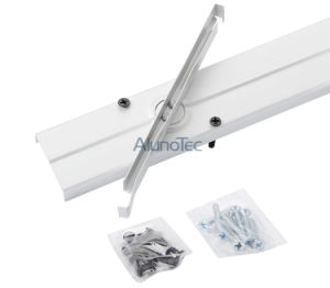 Aluminum Louver Frame with Aluminum Clips pictures & photos
