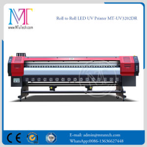 Refretonic 3.2m UV Roll to Roll Printer Mt-3202r for Backlit Billboard pictures & photos