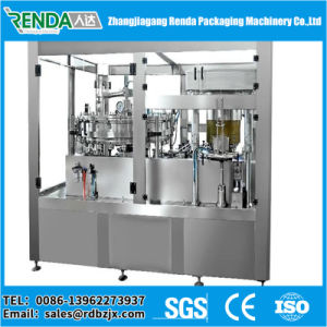 Beer Filling Machine Small/Beer Filling Bottle Machine pictures & photos