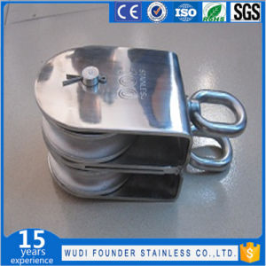 Stainless Steel Swivel Block pictures & photos
