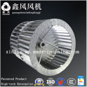 228mm Forward Double Inlet Centrifugal Fan Wheels pictures & photos