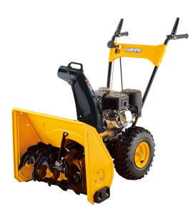 Snow Thrower 5.5HP Gasoline Engine Clearing Width 21 Inch pictures & photos