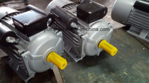 5HP Iron Casting Single Phase Electric Motor pictures & photos