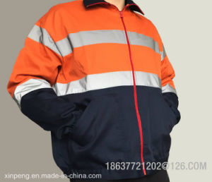 Hi-Vis Jacket and Pant, High Quality Suit pictures & photos