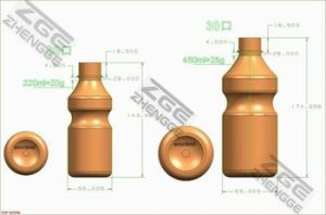 Mulit Cavity Pet Plastic Water Bottle Mould Price pictures & photos