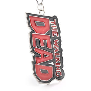 Promotion Gift Metal Color Enamel Pendant Necklace The Walking Dead Jewelry pictures & photos