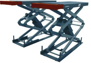 Factory Sales 3t Scissor Car Lift with Ce Certification Hydraulic Car Lift pictures & photos