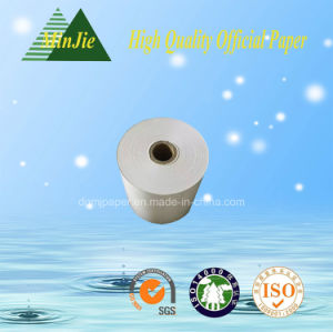 Thermal Printing Paper Rolls (receipts) 80*80mm Paper Roll for Credit Card Machine pictures & photos