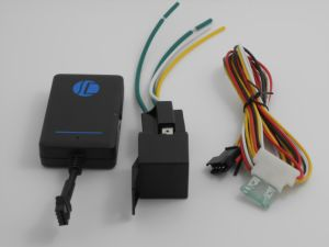 GSM SMS/GPRS Car GPS Tracker with Remote Monitor Voice Function pictures & photos