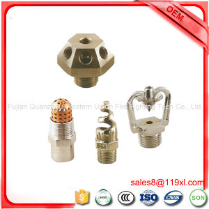 Water Mist Nozzle, Mist Fire Sprinkler, Fire Sprinkler pictures & photos