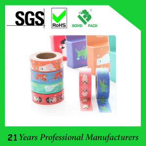 Washy Tape Adhesive Any Color & Printing Available pictures & photos