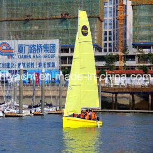 21′ Fiberglass Dibley Sail Yacht Hangtong Factory-Direct pictures & photos