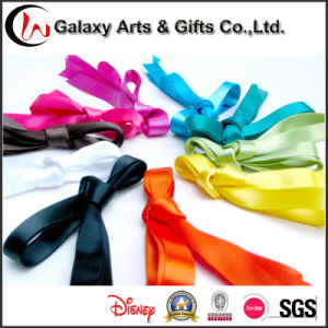 Manufacturer 100% Polyester Grosgrain Ribbon pictures & photos