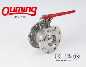 Round Ball Valve pictures & photos
