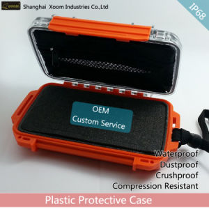 with DIY Foam Outdoor Gadgets Storing Case Hard Disk Protective Case pictures & photos