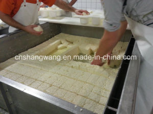 Soft Cheese Making Machine/Cheese Press/Cheese Vat pictures & photos