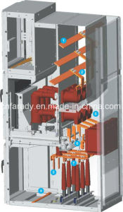 6kv 11kv, 17.5kv 24kv Draw-out Type Electric Cabinet Power Distribution Panel Switchgear pictures & photos