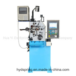 Automatic Spring Machine & Compression Spring Machine with Two Axis pictures & photos