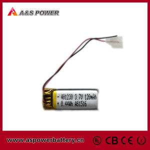 3.7V 500mAh Lipo Battery Rechargeable Battery for bluetooth Electronics pictures & photos