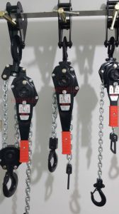 1.5ton Rachet Chain Lever Hoist of Hand Tool pictures & photos