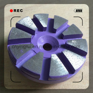 3 Inch Metal Diamond Grinding Pad pictures & photos