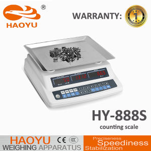 AC110V/220V Digital Counting Scale with High Precision Load Cell pictures & photos