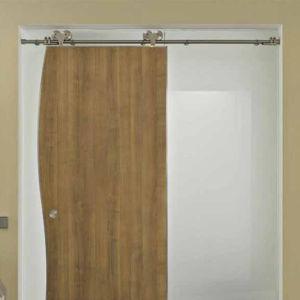Barn Door Hardware Kit, for Sliding Wooden Door (GDS-25S) pictures & photos