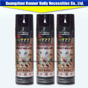 Hitzz Insecticide Spray Fly Killer Spray Fast Killer Spray pictures & photos