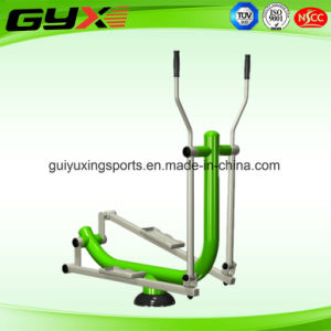 Outdoor Gym Equipment--The Elliptical Cross Trainer pictures & photos