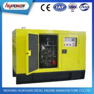 160kw/200kVA Silent Type Soundproof Genset with 3 Phase 4 Wire pictures & photos