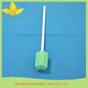 Foam Medical Sponge cleaning Stick pictures & photos