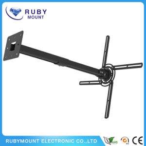 Best Selling Universal Bracket Retractable Projector Ceiling Mount pictures & photos
