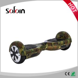 2 Wheel 350W Lithium Battery Electric Scooter/Hoverboard with Bluetooth (SZE6.5H-4) pictures & photos